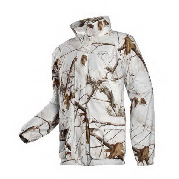 Куртка зимняя белый камуфляж Baleno Arendal 592B L (54111)Куртки<br>Элитная зимняя куртка для охоты. Обладает ветро и влагонепроницаемостью, а также превосходными дышащими характеристиками.<br>