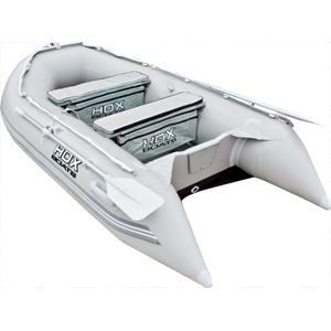 Надувная лодка HDX Oxygen 300 Airmat (цвет серый)Лодки ПВХ под мотор<br>Adrenalin представляет лодки HDX Oxygen 300 и HDX Oxygen 330 с надувным дном.<br>