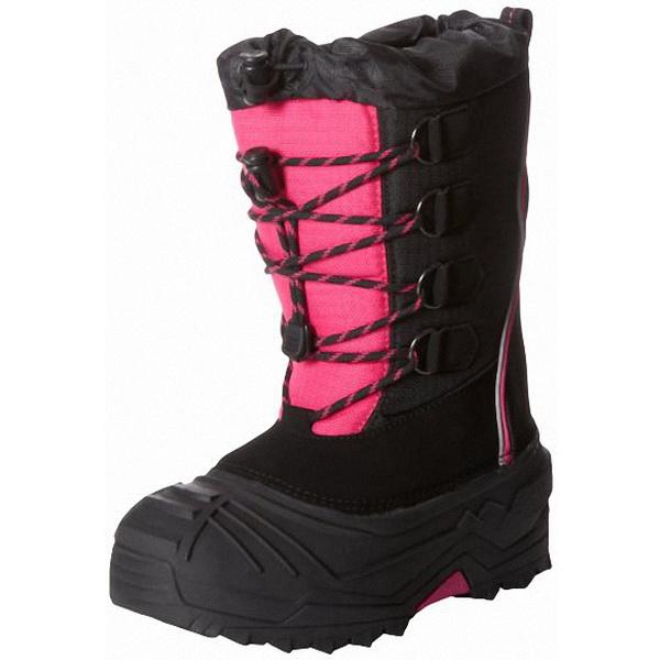 СапогиBaffin Young Icebreaker Hyper berry 13/30Сапоги<br>Новая серия популярной обуви для детей. Сочетает в себе последние достижения в области легкой многофункциональной обуви для активного отдыха.<br>