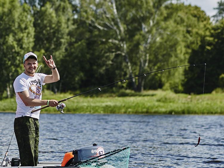 рыбалка с гидом в карелии
