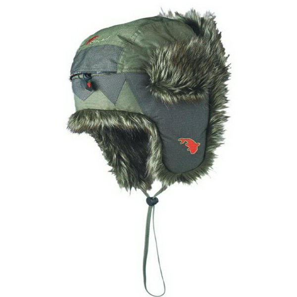 Шапка Graff зимняя искусственный мех 112-О-ВШапки/шарфы<br>Теплая зимняя шапка, верх отделан синтетикой, утепление - искусственный мех.<br>