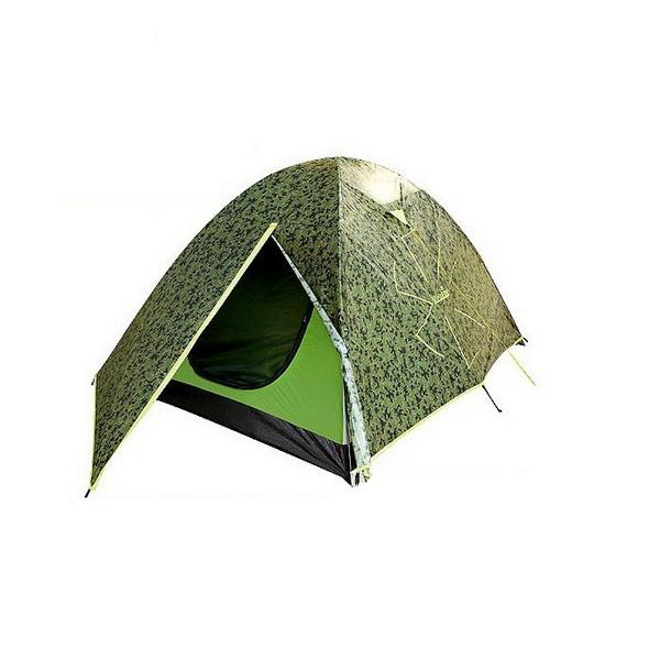 Палатка Norfin 2-х мест. Cod 2 NCПалатки<br>Двухслойная дуговая палатка. Достоинством модели является простота установки  на небольших площадках.<br>