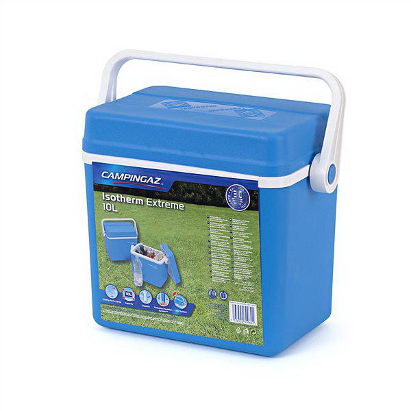 Контейнер CampinGaz изотерм. Isotherm Extreme 10L Cooler, голубойХолодильники<br>Классическая изотермическая Контейнер повышенной прочности из ударостойкого пластика.<br>
