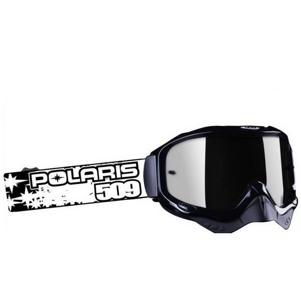 Очки Polaris 509 Dirt Pro Goggle SignatureОчки<br>Современные очки для катания на квадроцикле. Очки удовлетворяют потребности, как любителей, так и профессионалов мотокроссного спорта.<br>