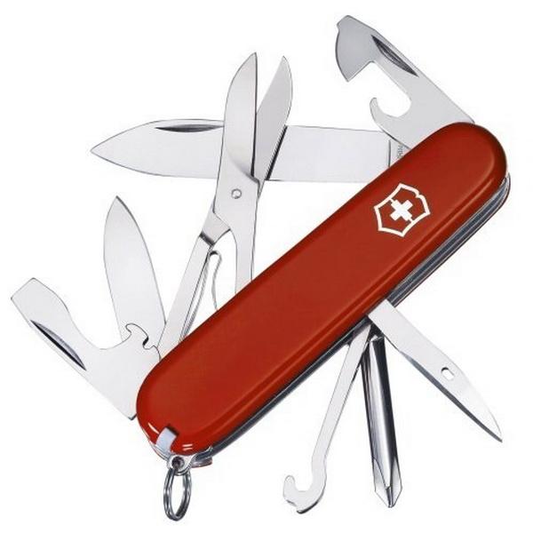 Нож Victorinox офицерский 1.4703 (24393)Ножи разные<br>Универсальный аксессуар с большим количеством функций. В комплектацию входит фонарь.<br>