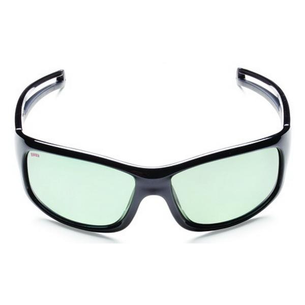 Очки поляризационные Rapala Shiny Black RVG-035AОчки<br>Легкие солнцезащитные очки, оснащенные поляризационными линзами. Специальная конструкция дужек делает очки очень удобными в носке.<br>