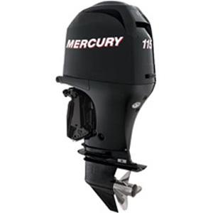 Лодочный мотор Mercury ME F 115 ELPT EFIПодвесные моторы<br><br>