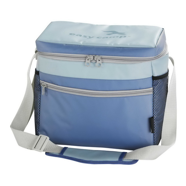 Сумка-холодильник Easy Camp Coolbag M 15 литровХолодильники<br>Сумка стильная и мягкая изготовлена из полиэстера с PEVA покрытием.<br>