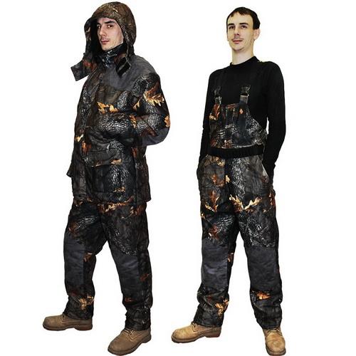 Костюм Алом-Дар д/с Снайпер + пояс-патронташ (мембр.тк) (лес) (р. 48-50) (60372)Костюмы/комбинезоны<br>Удобный костюм с защитой от дождя и ветра при температуре до -15°С. Не шуршит и гарантирует свободу движений.<br>