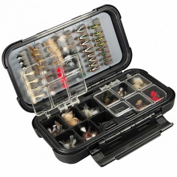 Коробка для крючков Gamakatsu Fly Stocker Dry-Nymph 16x9x5cm