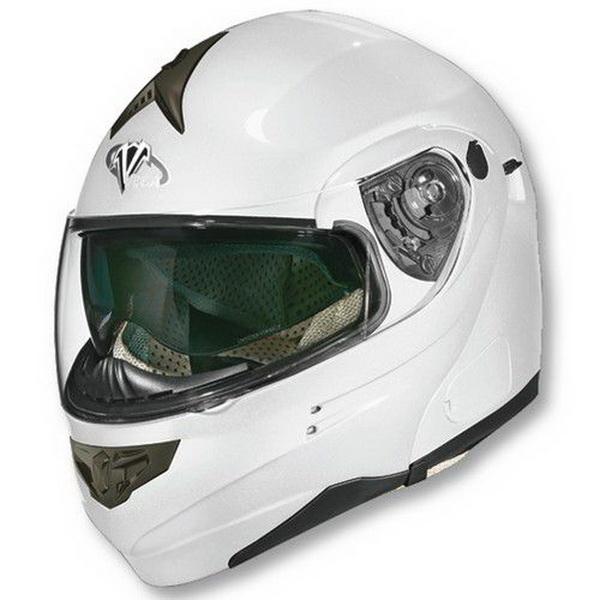 Шлем Origine (модуляр) HD 185 Solid белый глянцевый XL (81626)Шлемы и маски<br>Мотоциклетный шлем, сертифицированный по строгому европейскому стандарту ЕСЕ 22.05. Обладает рядом преимуществ.<br>