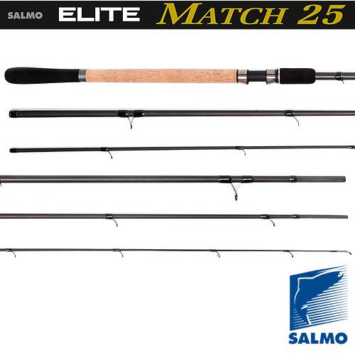Удилище матчевое Salmo Elite MATCH 25