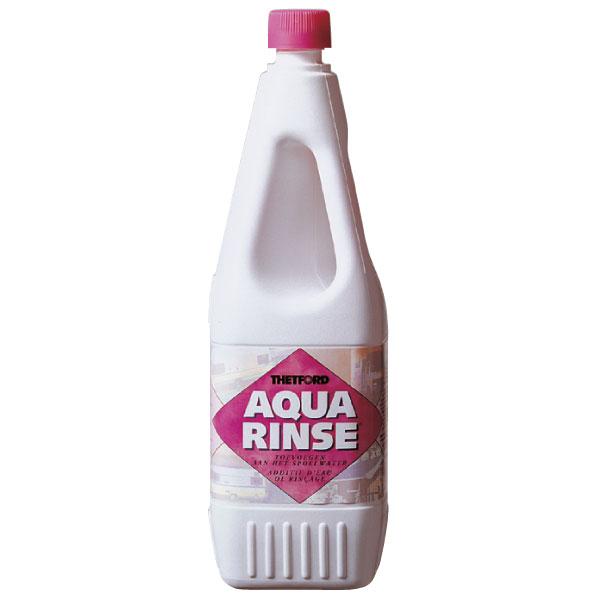 Жидкость Thetford для биотуалета Aqua Kem RinseБиотуалеты<br>Экологически чистая жидкость предназначена для добавления к смывной воде в верхний бак биотуалета. Устраняет газообразование, возникающее в процессе разложения отходов. Поддерживает свежесть воды и ароматизирует воздух. Образует защитную пленку на поверхн...<br>