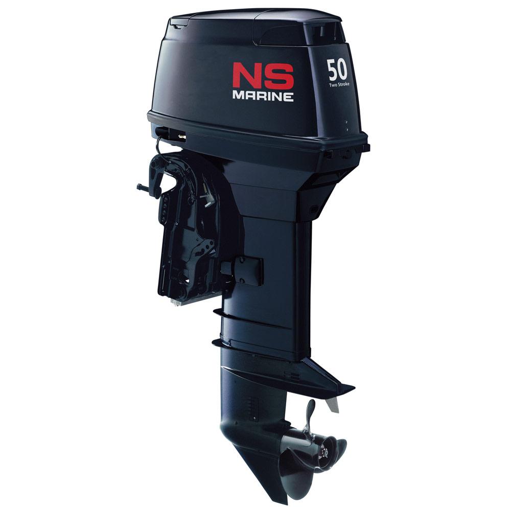 Лодочный мотор 2-х тактный NS Marine NM 50 D2 EPTOLПодвесные моторы<br>Двухтактный трехцилиндровый лодочный мотор мощностью 50 л.с. с технологией прямого впрыска топлива TLDI.<br>