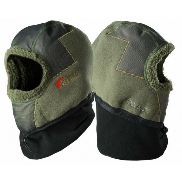 Балаклава Graff 113-О-Рбалаклавы<br>Балаклава для защиты лица от холода. Имеет регулировку с помощью шнурка.<br>