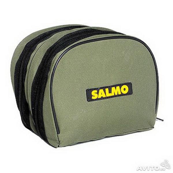 Чехол Salmo для катушек 18х15х15см