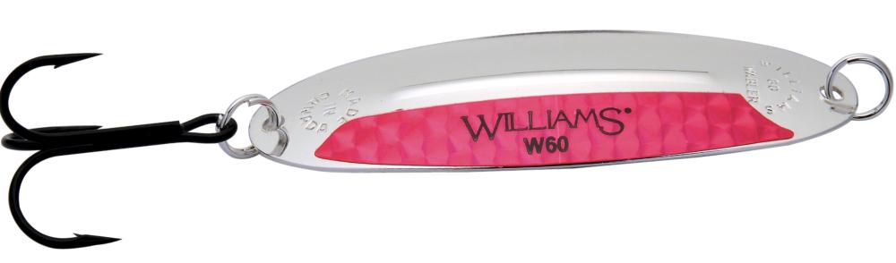 Блесна колеблющаяся Williams Wabler 14-PKБлесны<br>Wabler – это универсальные приманки, которые одинаково хорошо работают в широком диапазоне скоростей проводки, сохраняя стабильность хода.<br>