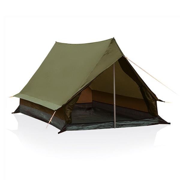 Палатка NovaTour Тайга 2 N (хаки)Палатки<br>Трекинговая однослойная палатка. Позволяет разместить внутри двоих человек. Палатка не имеет каркаса. Для ее установки не требуется больших усилий.<br>