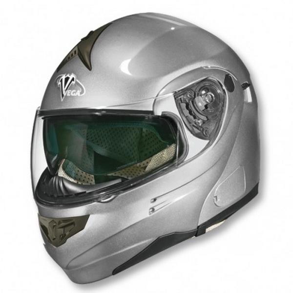 Шлем Origine (модуляр) HD 185 Solid серебряный глянцевый XL (81624)Шлемы и маски<br>Мотоциклетный шлем, сертифицированный по строгому европейскому стандарту ЕСЕ 22.05. Обладает рядом преимуществ.<br>