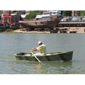 Лодка гребная Ерик 3.1
