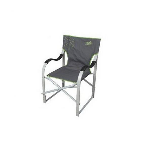 Кресло складное Norfin Molde NF AluСтулья, кресла складные<br>Складное кресло с крепким алюминиевым каркасом и удобными подлокотниками.<br>