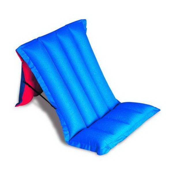 Матрас-кресло Bestway трехсекцион.Надувные матрацы<br>Удобное кресло-матрас для кемпинга и для отдыха на свежем воздухе. Изготовлено из прочного материала с высокой устойчивостью к внешним повреждениям.<br>