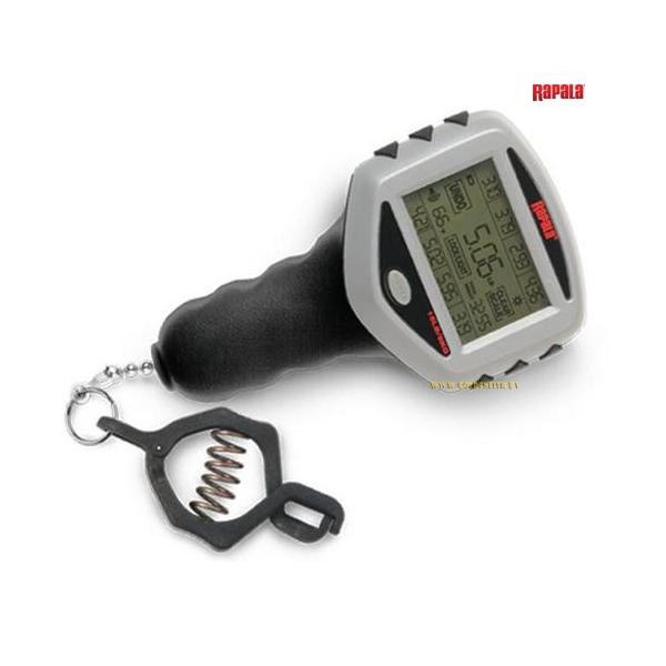 Весы Rapala электронные Touch Screen (25 кг) RTDS-50Весы<br>Данные весы имеют большой сенсорный экран, который довольно прост в использовании. Легкость при работе с данными часами сделана для того, чтобы минимизировать затраты времени на данный процесс. Данный инструмент оснащен интуитивным интерфейсом, который мо...<br>