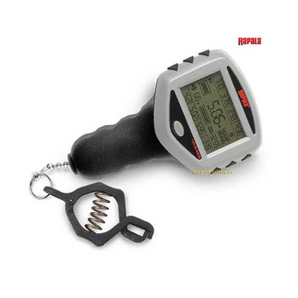 Весы Rapala электронные Touch Screen (25 кг) RTDS-50