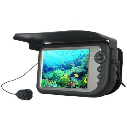 Подводная камера Rivotek LQ-5025DПодводные камеры<br>Rivotek LQ-5025D - это подводная камера топового уровня, которая позволит вам своими глазами рассмотреть дно водоёма, рыбу или крючок с наживкой. Диагональ дисплея составляет 5 дюймов. Инфракрасная подсветка позволяет проводить съемку даже в ночное время...<br>
