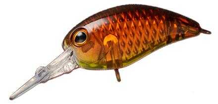 Воблер Jackall Panicra MR is brown (87810)Воблеры<br>Jackall (Timon) PaniCra MR (Middle Runner) – серия плавающих воблеров-крэнков обладающая глубоким заглублением. Объемное тело приманки обладает активной игрой, которая не сбивается  на сильном течении или высокой скорости проводки.<br>