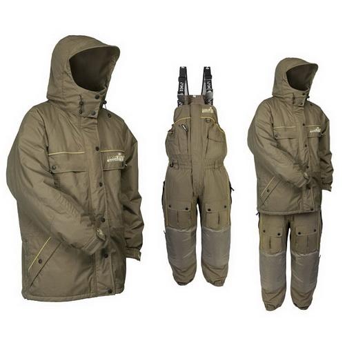 Костюм зимний Norfin EXTREME 2 07 Big King р.XXXXL (41555)Костюмы/комбинезоны<br>Тёплый костюм для зимней рыбалки застёгивается на 2 молнии и надёжно защищает от холода.<br>