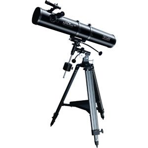 Телескоп JJ-Astro Astroman 114x900Телескопы<br>Классический рефлектор, в оптической конструкции применено 130-миллиметровое зеркало, которое собирает на 30% больше света и обеспечивает более высокое разрешение.<br>