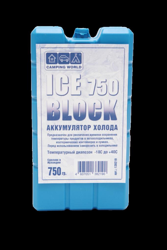 Аккумулятор Camping World холода Iceblock 750