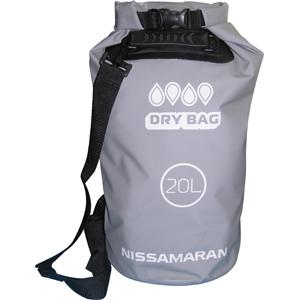 Герметичный мешок Nissamaran Dry BagГермомешки<br>Водонепроницаемая сумка NISSAMARAN Dry Bag из армированного ПВХ.Размер - 20 литров.<br>