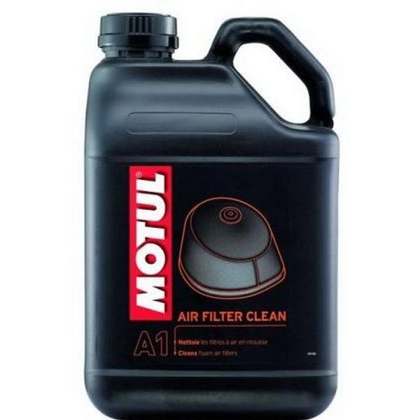 Очиститель Motul для воздушных фильтров Air Filter Cleaner (5л.)Масла и ГСМ<br>Эффективно удаляет все виды загрязнений, пыль, грязь, песок, а также масло и жирные пятна.<br>