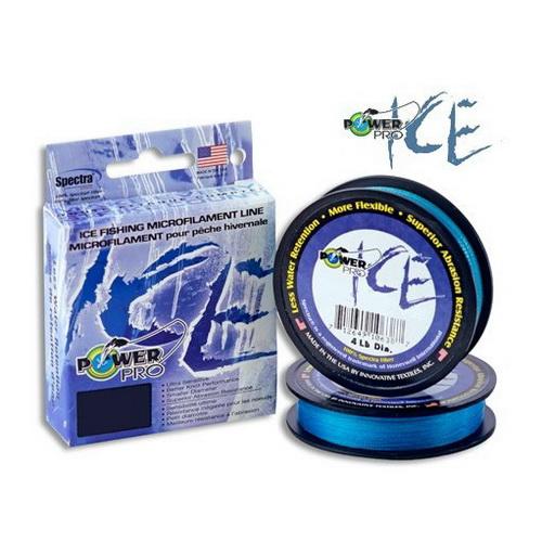 Леска плетеная Power Pro 70м Ice Blue