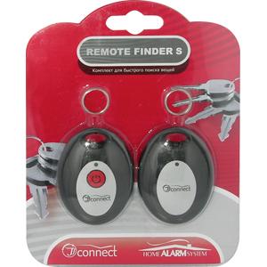 Комплект для быстрого поиска вещей JJ-Connect Remote Finder SКомплекты для быстрого поиска ключей<br>В комплект JJ-Connect Remote Finder S входят датчик и одно устройство поиска. Для эффективного использования достаточно просто прикрепить датчик к связке ключей или другому предмету. При нажатии кнопки на устройстве поиска датчик издает звуковой сигнал, б...<br>