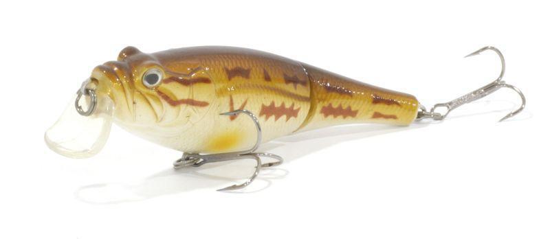 Воблер Trout Pro Rotan Joint 80F цвет S24 (38120)Воблеры<br>Двухсоставник бренда Trout Pro для ловли щуки. Заглубление до 0,7 м дает возможность рыболову облавливать этим воблером мелководные заливы рек и водохранилищ, а плавная игра с широкой амплитудой составной приманки не оставит без внимания даже малоактивног...<br>
