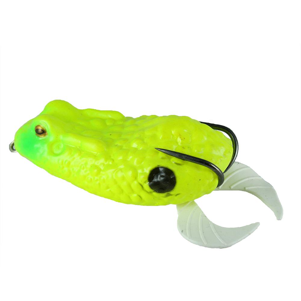 Воблер Trout Pro Water Frog 70, цвет FG03   (38426)Воблеры<br>Поверхностная приманка, стопроцентно имитирующая лягушонка.<br>