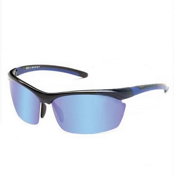 Очки Solano солнцезащитные, модель FL 20016EОчки<br>Очки Solano FL 20016E имеют оригинальную спортивную форму, оправа плотно прилегает к лицу и не пропускает периферийный свет. Очки оснащены поляризационными линзами, поглощают УФ-лучи и блики.<br>