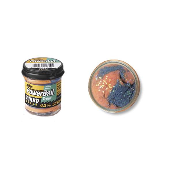 Форелевая пастаBerkley Select Glitter Turbo Dough Blue Mango 1070996 (73805)