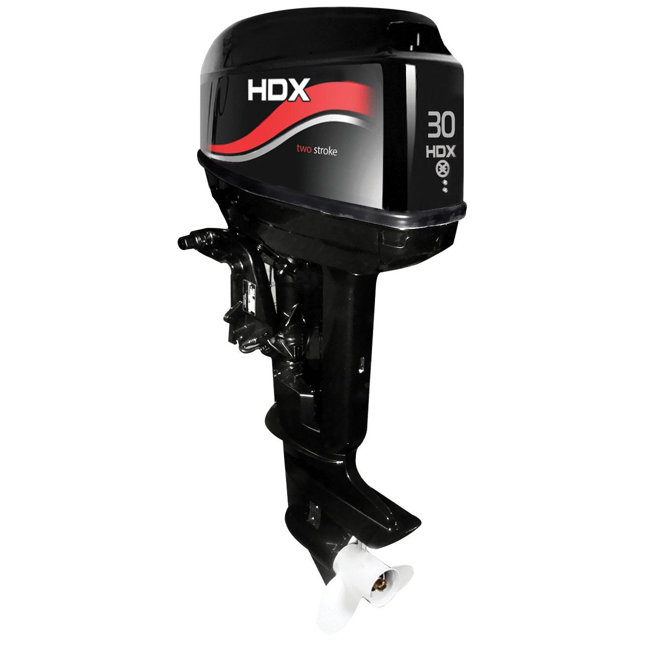 Лодочный мотор 2-х тактный HDX T 30 BML New