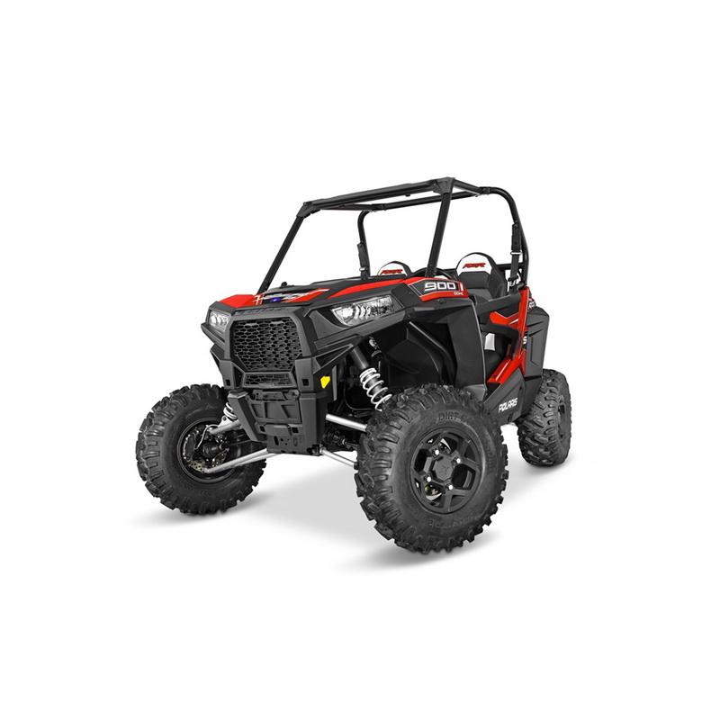 СнегоболотоходPolaris RZR S 900 EFI EPS Black; Havasu Red; Tittanium Matte Metallic 2015Квадроциклы<br>Мотовездеход с мощным и сильным мотором. Мощность двигателя в соотношении с небольшим весом показывают революционную динамику.<br>