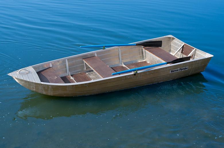 гребная лодка вятка