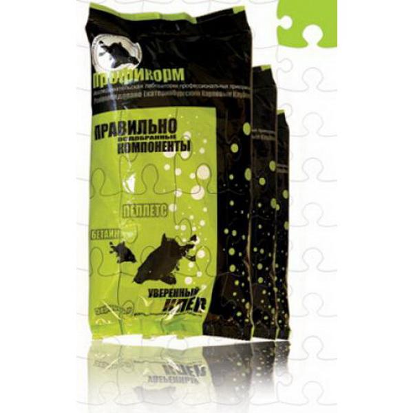 Прикормка Профикорм ПлотваПрикормки<br>Прикормочная смесь включает в себя овес, кукурузу, отруби из пшеницы, шрот подсолнечный, муку мясокостную, рыбную муку. Не требует дополнительных увлажнителей.<br>