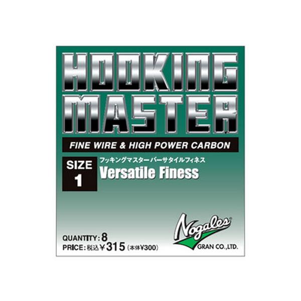 Крючки офсетные Varivas Nogales Hooking Master, Versatile Finess, #1/0 (74014)Офсетные крючки<br>Офсетные крючки с химической заточкой. Выполнены из высококачественной закаленной стали.<br>