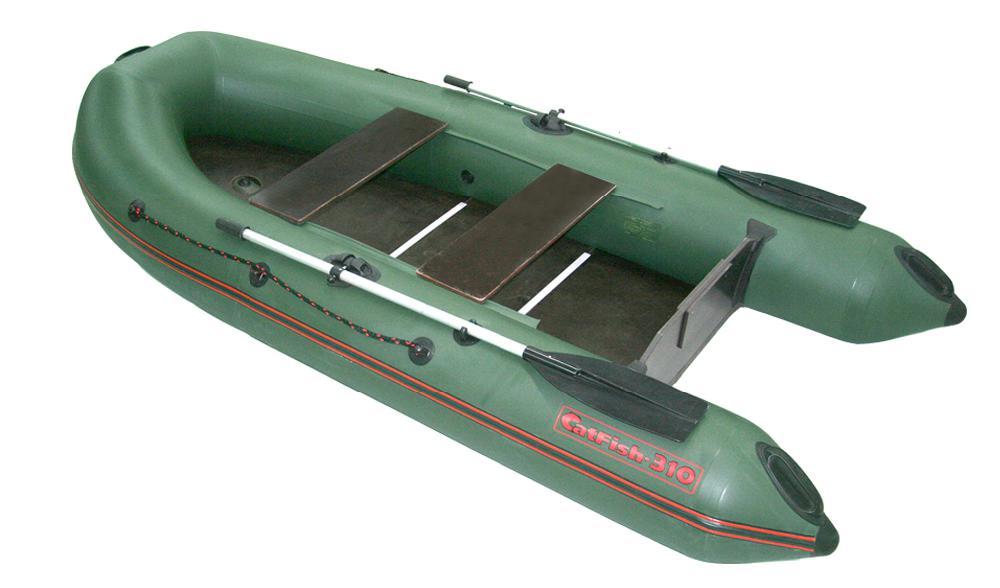 Надувная лодка Корсар CatFish