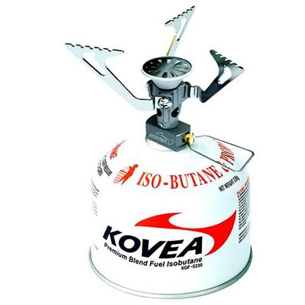 Горелка Kovea газовая КВ-1005Горелки<br>Если Вы выбираете  компактность, лёгкость и мощность эта газовая горелка то, что Вам нужно. Газовая горелка обеспечит быстрое нагревание жидкости, около 4 минут.<br>