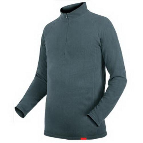 Рубашка NovaTour Поларис, цвет темно-серый, размер М/48-50 (43438)Рубашки<br>Термобелье - рубашка с длинными рукавами, подходит как нижний слой при холодной погоде.<br>