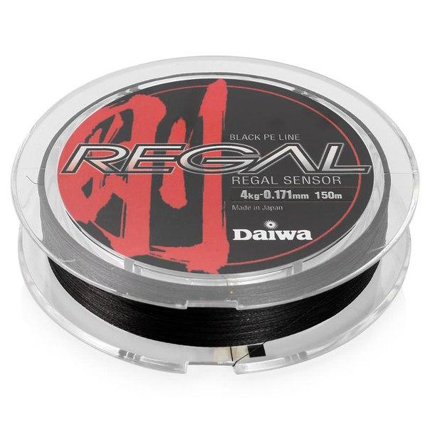Леска плетеная Daiwa Regal Sensor 150 M
